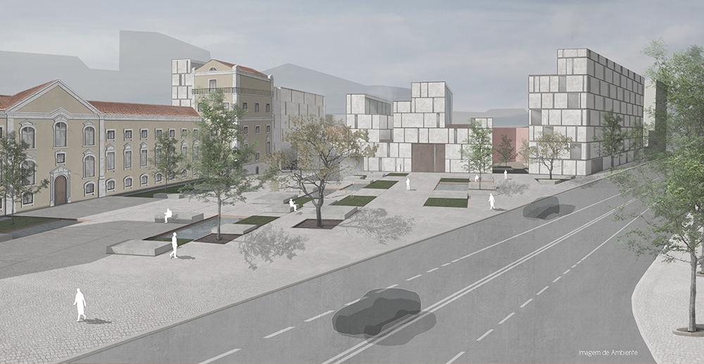 Cultural Center and Housing _ Estrela