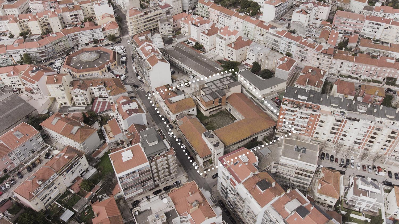 location almada